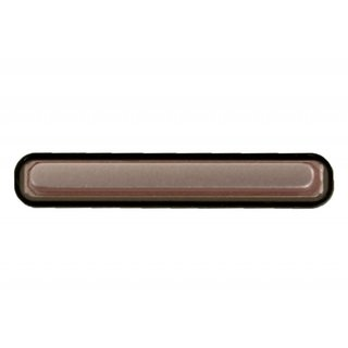 Sony Xperia X F5121 Volume Button, Rose Gold, 1301-0974