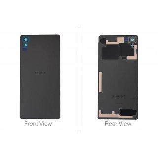Sony Xperia X F5121 Akkudeckel , Graphite Black, 1299-7889
