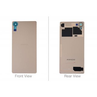 Sony Xperia X F5121 Accudeksel, Rose Gold, 1301-0989