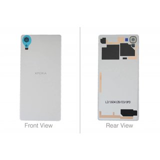 Sony Xperia X F5121 Battery Cover, White, 1299-9855