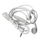 Sony Earphones, MH410C, White, 3.5mm Jack, MH-410C-WHT