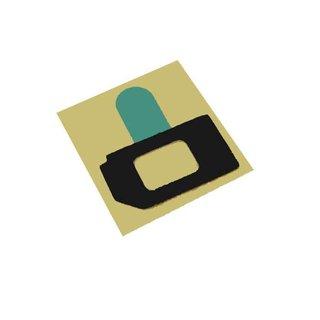 Sony Xperia C5 Ultra E5553 Plak Sticker, A/415-58880-0034, Tape For Ear Speaker
