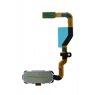 Samsung G930F Galaxy S7 Home Button Flex, Zilver, GH96-09789B