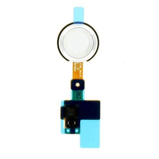 LG H850 G5 Power key flex cable, Silver, EBD62785501