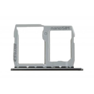 LG H850 G5 Sim Card Tray Holder, Titan, ABN74959013