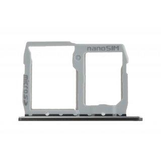 LG H850 G5 Simkarten Halter, Titan, ABN74959013
