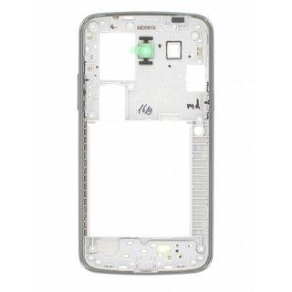 Samsung G7102 Galaxy Grand 2 Duos Middenbehuizing, Blauw, GH98-30419D