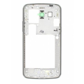Samsung G7102 Galaxy Grand 2 Duos Middle Cover, Blue, GH98-30419D