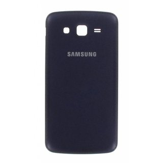 Samsung G7102 Galaxy Grand 2 Duos Battery Cover, Blue, GH98-30233D