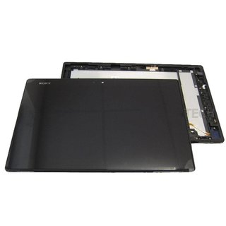 Sony Xperia Tablet Z Lcd Display Module, Zwart, 1273-6566