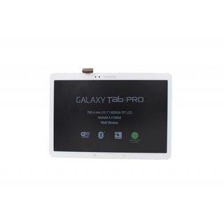 Samsung Galaxy TabPRO 10.1 SM-T520 Lcd Display Module, Wit, GH97-15539A