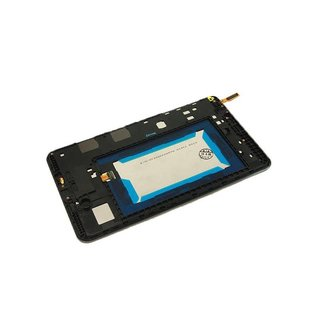 Samsung Galaxy Tab 4 8.0 T330 LCD Display Module, White, GH97-15755B