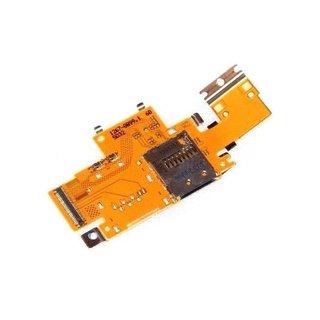 Sony Xperia Tablet Z MicroSD Card Reader Connector, 1267-0899