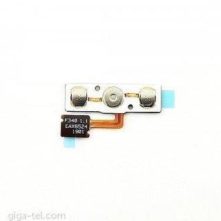 LG D955 G Flex Aan/Uit + Volume knop flex, EAX65241901