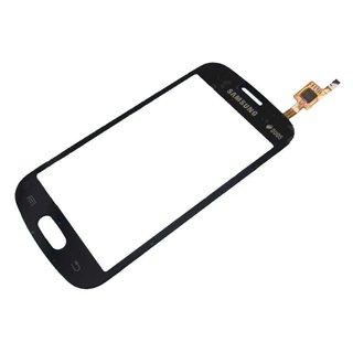 Samsung S7390 Galaxy Trend Lite Touchscreen Display, Black, GH96-06644B