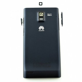 Huawei Ascend P1 Battery Cover Blue