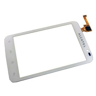 Alcatel OT-991D Touchscreen Display White
