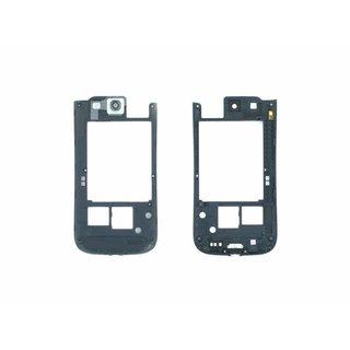 Samsung Galaxy S III i9305 LTE Middenbehuizing Zwart GH98-24473B