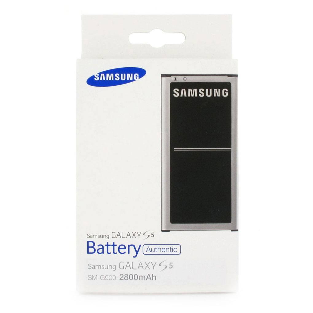 Samsung G900F Galaxy S5 Battery, EB-BG900BBEGWW, 2800mAh, Original