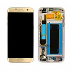 Samsung Lcd Display Module G935F Galaxy S7 Edge, Goud, GH97-18533C