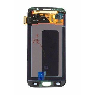 Samsung G920F Galaxy S6 LCD Display Modul, Schwarz, GH97-17260A