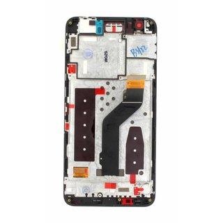 Huawei Nexus 6P Lcd Display Module, Zwart, 02350MVN