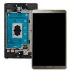 Samsung LCD Display Modul T700 Galaxy Tab S 8.4, Schwarz, GH97-16047D