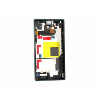 Sony Xperia Z5 Compact E5803 LCD Display Modul, Schwarz, 1297-3728