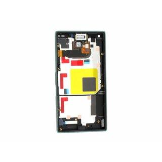 Sony Xperia Z5 Compact E5803 LCD Display Modul, Schwarz, 1297-3728