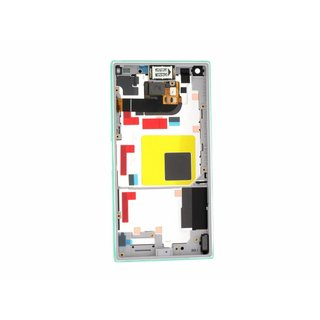 Sony Xperia Z5 Compact E5803 LCD Display Modul, Weiß, 1297-3732