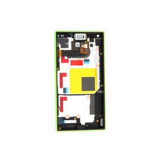 Sony Xperia Z5 Compact E5803 Lcd Display Module, Geel, 1297-3733