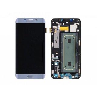 Samsung G928F Galaxy S6 Edge+ LCD Display Modul, Silber, GH97-17819D