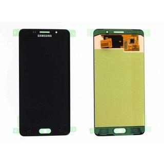 Samsung A510F Galaxy A5 2016 Lcd Display Module, Zwart, GH97-18250B