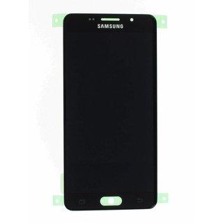 Samsung A510F Galaxy A5 2016 LCD Display Modul, Schwarz, GH97-18250B