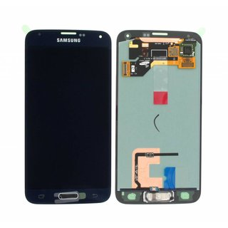 Samsung G900F Galaxy S5 Lcd Display Module, Zwart, GH97-15734B;GH97-15959B