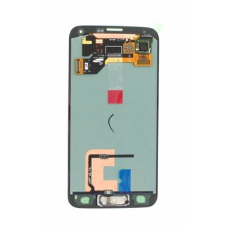 Samsung G900F Galaxy S5 LCD Display Module, Black, GH97-15734B;GH97-15959B