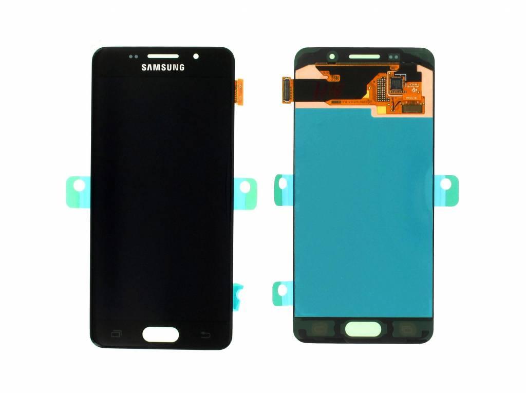 Samsung Lcd Display Module A310F Galaxy A3 2016, Zwart, GH97-18249B