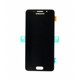 Samsung A310F Galaxy A3 2016 Lcd Display Module, Zwart, GH97-18249B