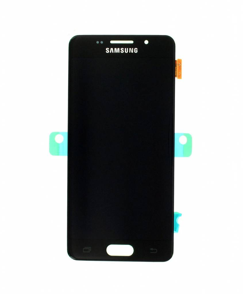 samsung a310f galaxy a3 2016 lcd display module black gh97 18249b dutchspares. Black Bedroom Furniture Sets. Home Design Ideas