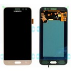 Samsung LCD Display Modul J320F Galaxy J3 2016, Gold, GH97-18414B;GH97-18748B