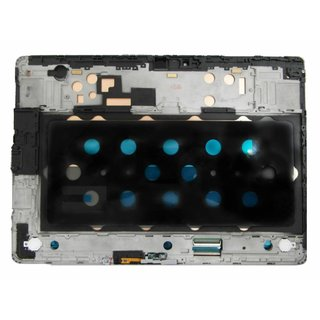 Samsung Galaxy Tab S 10.5 T800 LCD Display Module, Weiß (Dazzling White), GH97-16028B