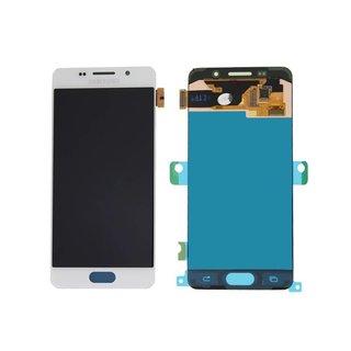 Samsung A310F Galaxy A3 2016 LCD Display Module, White, GH97-18249A