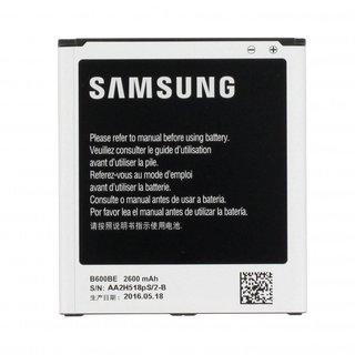 Samsung EB-B600BEBECWW Accu, Galaxy SIV i9500/ i9505, 2600mAh, Incl. NFC