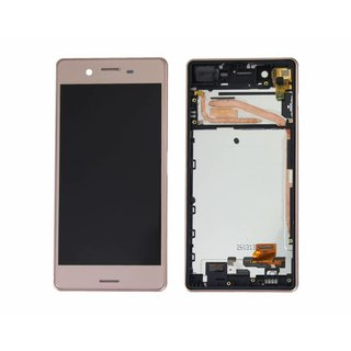Sony Xperia X F5121 Lcd Display Module, Rose Gold, 1302-4799