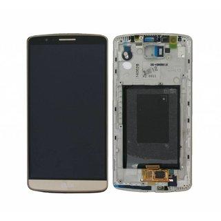 LG D855 G3 Lcd Display Module, Goud, ACQ87190303