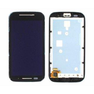 Motorola Moto E LCD Display Module, Black, 01017721001