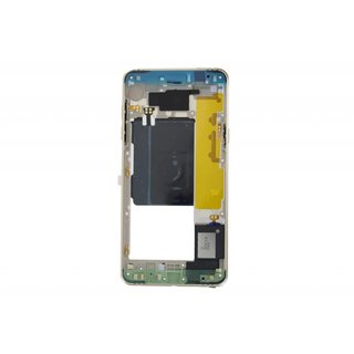 Samsung A510F Galaxy A5 2016 Middle Cover, Gold, GH96-09392A