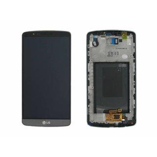 LG D855 G3 LCD Display Module, Black, ACQ87190302