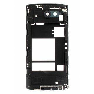 LG H320 Leon Middenbehuizing, Zwart, ACQ87807622
