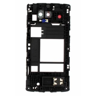 LG H320 Leon Middle Cover, Black, ACQ87807622